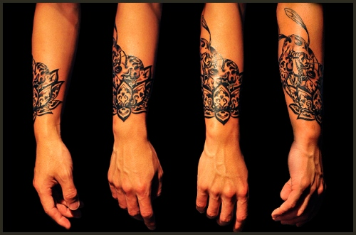 Hardest Body Parts to Tattoo and Why