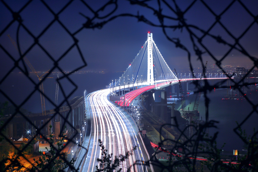 East Bay Bridge 1