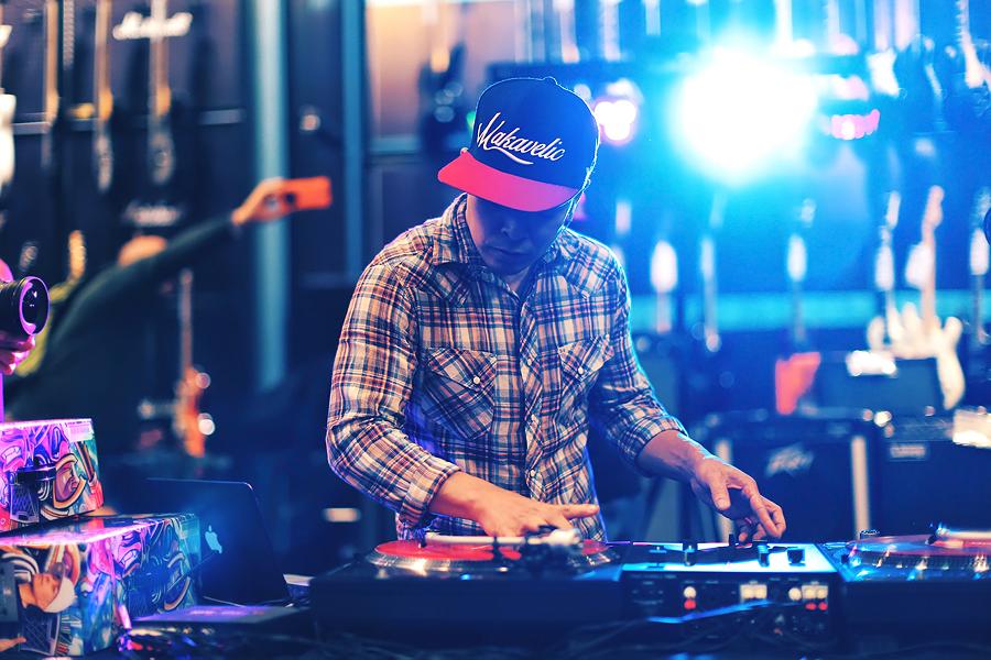 DJ Qbert 1